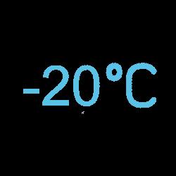 Минус 20ºС