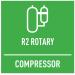 Роторный компрессор R2