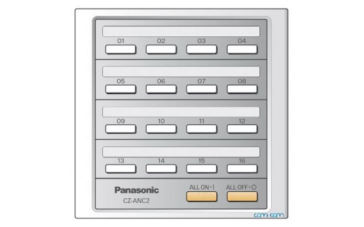 Panasonic CZ-ANC2 пульт управления режимом вкл/выкл