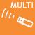 Мультифункциональный беспроводной пульт ДУ с ЖК-дисплеем